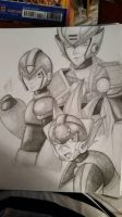 The Three Androids by Grim-Heaper