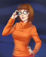 Velma by iBlue-Potato