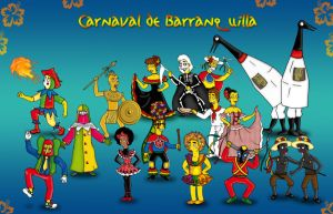 Nuestro Carnaval by orl-graphics