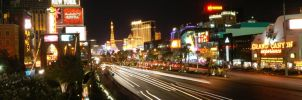 Las Vegas Strip by Jbressi
