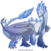 FR - Icewarden by neondragon