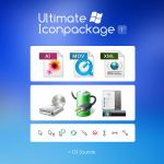 Ultimate Iconpackage by jrdnG