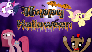Happy Halloween!!!!   :) by icebrony