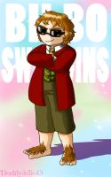 Bilbo Swaggins by Deathlydollies13