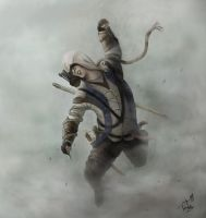 Assassin's Creed 3 - Smokebomb by Don-Pepe