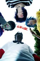 GoRiLLaZ Cosplay 210 Group by Hikarulein
