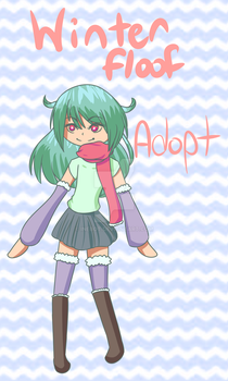 Winter Floof Adopt EXTREMELY CHEAP by IneBot