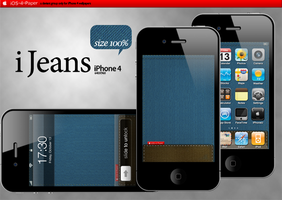 iJeans on Iphone 4 by stephenCN