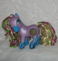 Amazon Lily Custom Pony by mayanbutterfly
