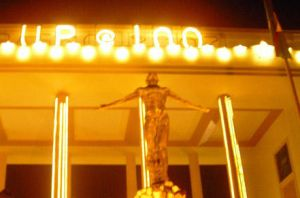 OBLATION AT 100 by lukarhets