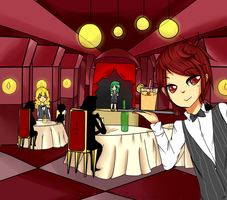 Cafe Rouge Contest Entry by Bibimbapp