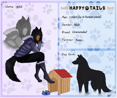 Ajax .:HappyTails App:. by MonkeyHomo