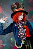 Mad Hatter (Alice in Wonderland) by Camui--Gackt