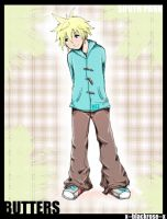 Leopald Stotch A.K.A. Butters. by x--blackrose--x