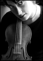 The Violinist by OnTheRoad