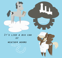 Coverart: It's Like a Big Can of Weather Worms by dbkit