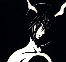 .Ulquiorra. by MikiMonster