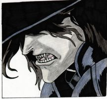 Vampire Hunter D by DeathSpikes
