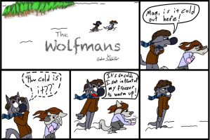 The Wolfmans: ''How Cold Is It?'' by NWolfman