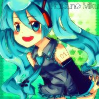 .:- Miku Miku -:. by ShupenLimon