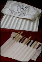 wands and wand bag by wandmakersguild
