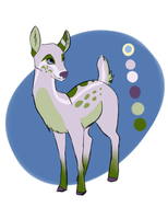 Deer Adoptable CLOSED by KayasShelter