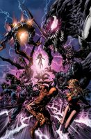 Dark Avengers 2, 2nd printing by Summerset