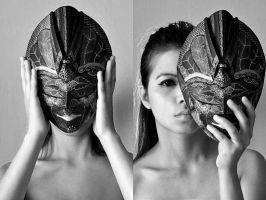 the mask by maleica