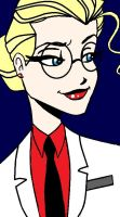 Dr. Harleen Quinzel by FluffyxHorror
