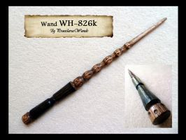WH-826k by PraeclarusWands