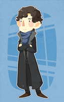 Sherlock Holmes by WTFmoments