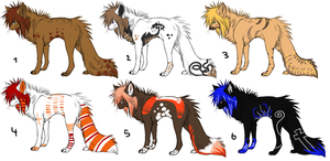 Points Adoptables 2 CLOSED by RapassWave