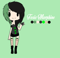 Toxic Morphine Ref by denying