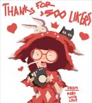 Thanks 500 Likers! by kum---kum
