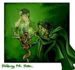 Snape Scrying by lady-cybercat