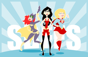 SUPER BEST FRIENDS FOREVER, YEAH! by LaggyCreations