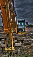 HDR JCB by crackster