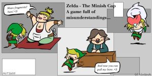 Zelda - Minish Cap Stupids by mct421