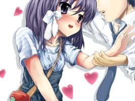 Ryou+Clannad Alter.Ending by cupuDOTexe