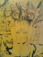Naruto_Poster_Drawing_004 by eduaarti
