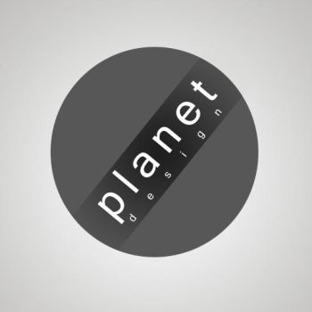 logo planet deign by Gabmix