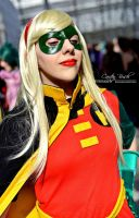My Robin Cosplay (Stephanie Brown) by Layen