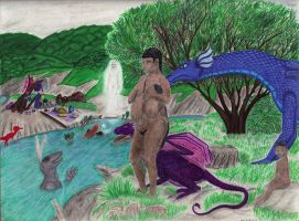 Eden Scene by CherokeeGal1975