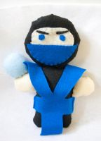 Sub Zero Plush by Barbie-H