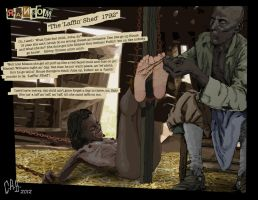 rAnSoM Series ~ The laffin' Shed 1792 by CeeAyBee