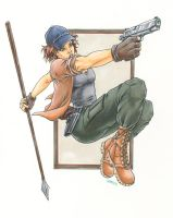 Lady Jaye by JLWarner