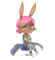 Chibi Molly by ElementBrigade
