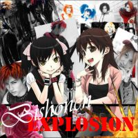 Bishonen Explosion by Bloody-Alice