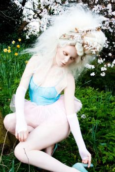 Albinism I by Pritography