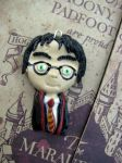 Harry Potter pendant by CryingFaery